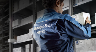 Genuine parts at Mercedes-Benz of Wolverhampton